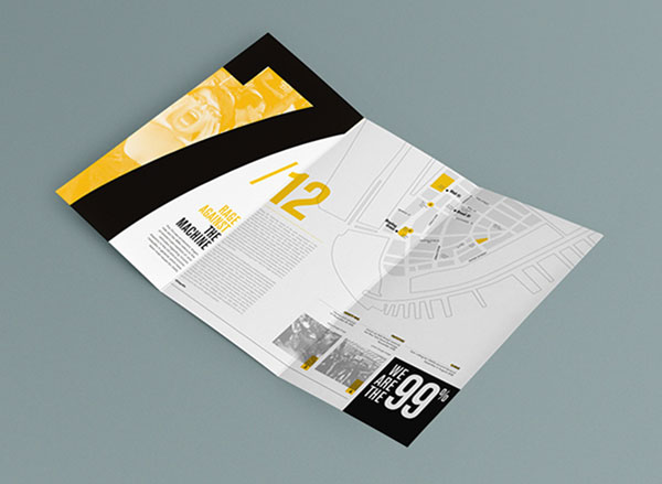 20 Best & Beautiful Brochure Design Ideas For Your Inspiration