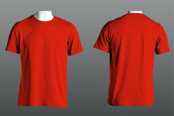 Download 50 mockups e templates para camisetas - Clube do Design