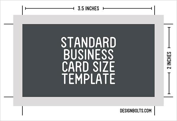 standard business letter format template
