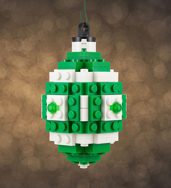 35 Cute and Creative Christmas Ornaments  Decoration Ideas for 2014  Designbolts