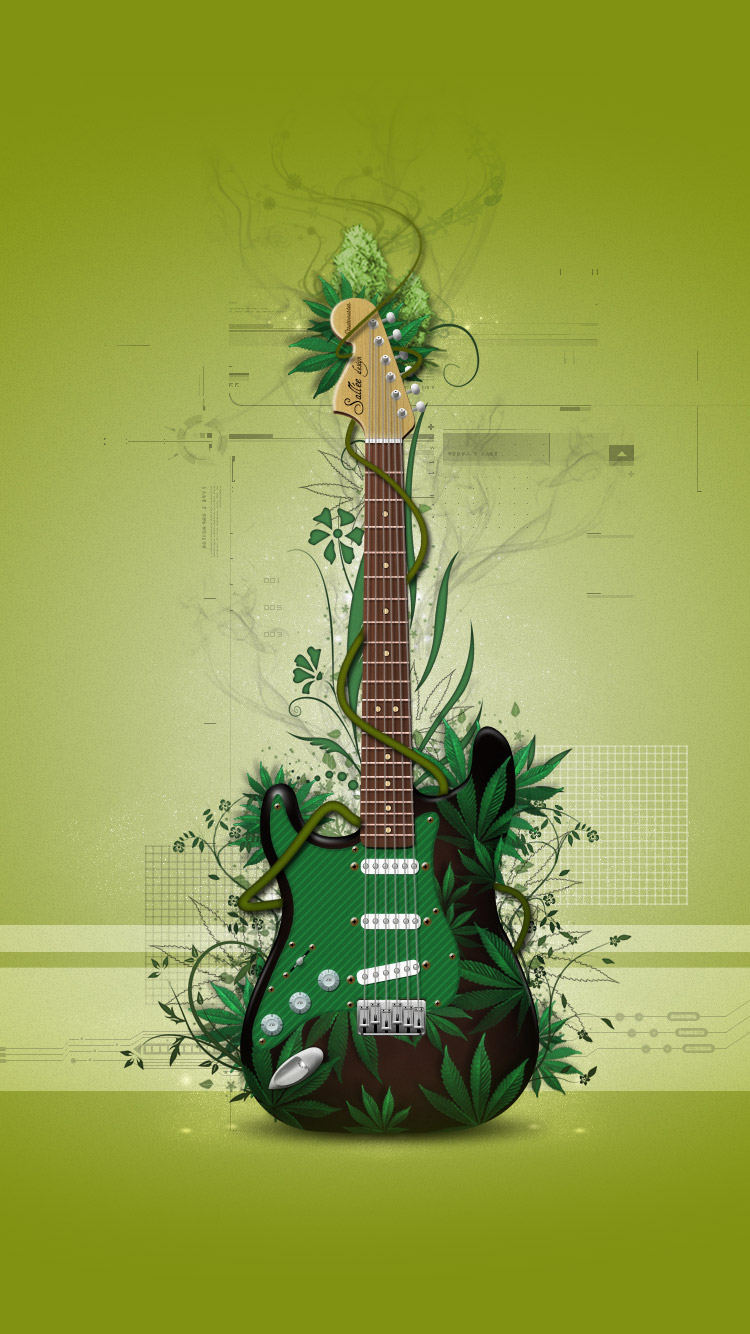 Electric Guitar Wallpaper Hd 30 Best Cute Amp Cool Iphone 6 Wallpapers Backgrounds In