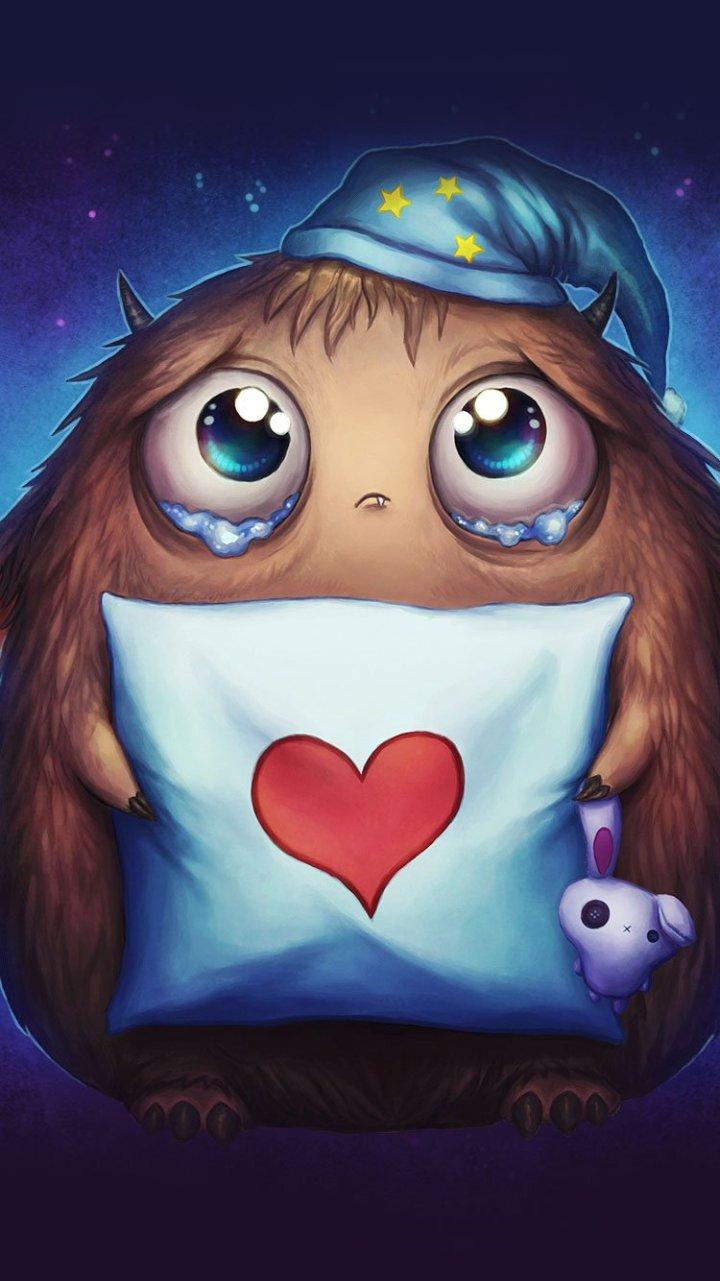 Iphone 6 Cute Cartoon Wallpaper Hd