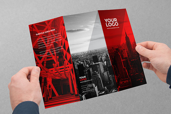 30 Fresh Simple Yet Beautiful Brochure Design Ideas
