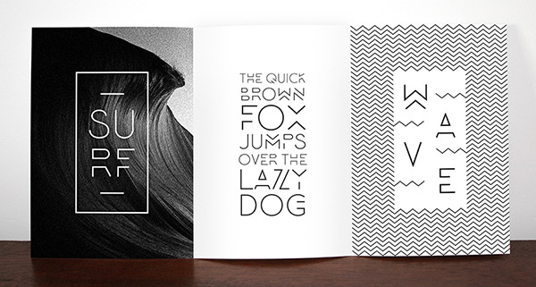 10 Stunning Fresh Free Sans Serif Fonts For Brochures & Flyers
