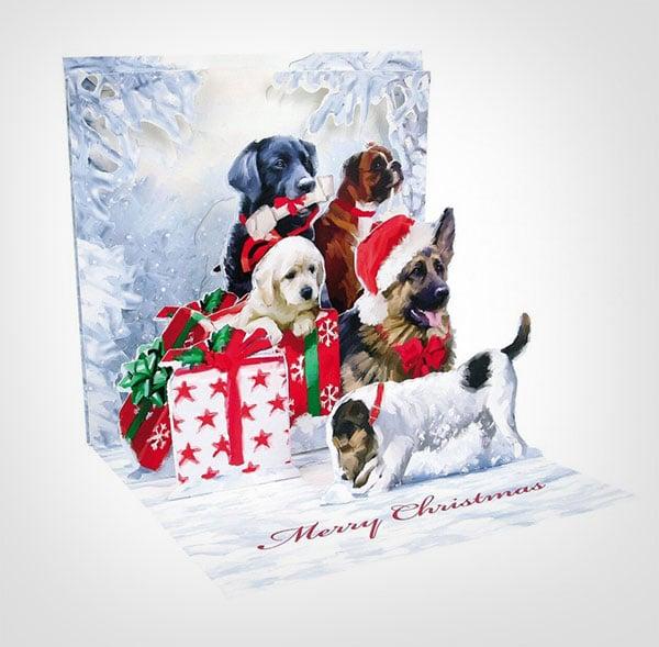 Pop Up Christmas Cards For Sale Christmas Lights Card