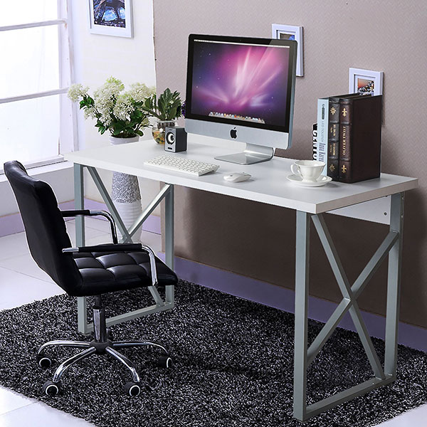 Office Table Top Chic With Additional Home Decor Ideas
