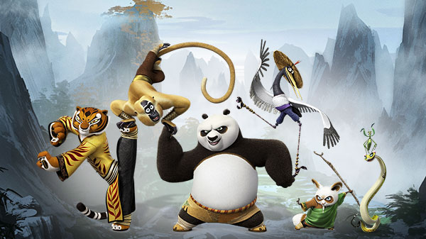 Baby Kung Fu Panda Cute Wallpaper Kung Fu Panda 3 2016 Iphone Amp Desktop Wallpapers Hd