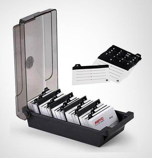 30 Best Business Card Holder Case  Organizer Assemblage