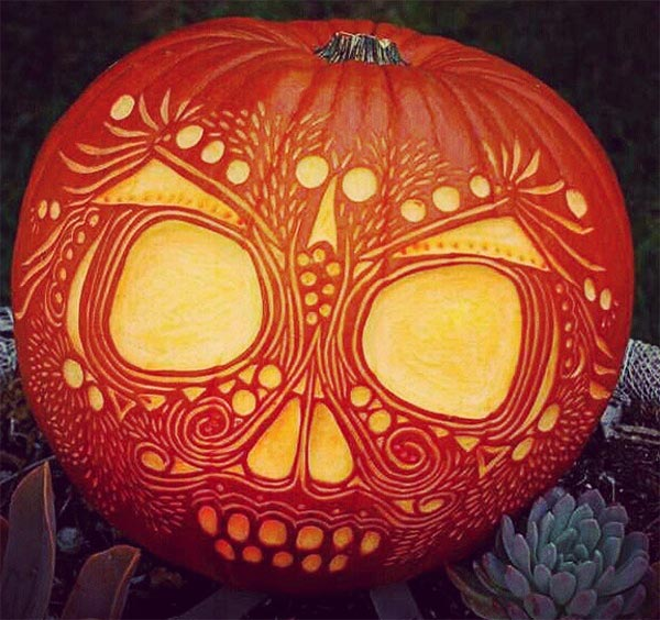 25 Cool Halloween Pumpkin Carving Ideas Amp Designs For 2016