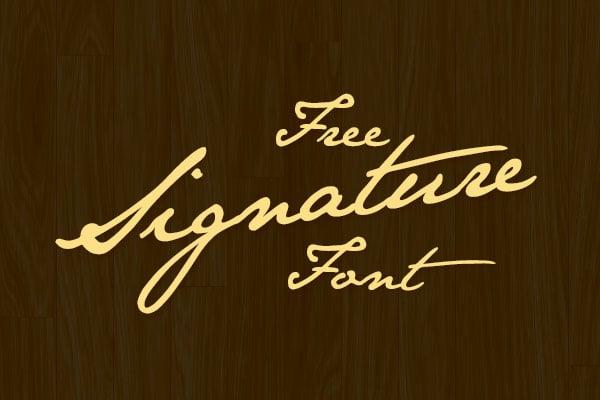 10 Best & Beautiful Free Handwriting Script Fonts to Download – Designbolts