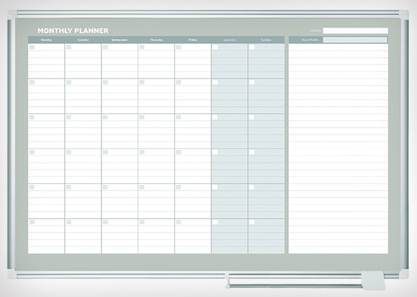 10 Best Weekly, Monthly & Yearly Calendar Planner