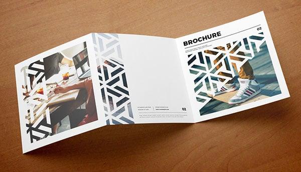 20 Modern Style Brochure Catalogue Template Design