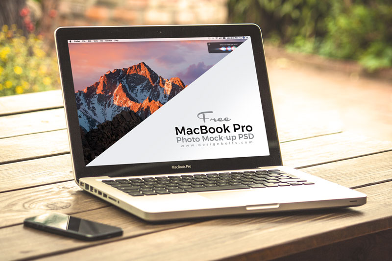 free macbook pro photo