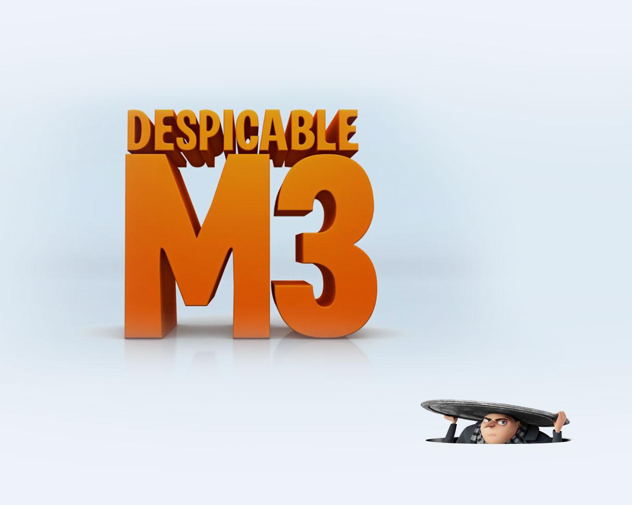 Cute Bob Minion Wallpapers Despicable Me 3 2017 Movie Gru Amp Minions Desktop