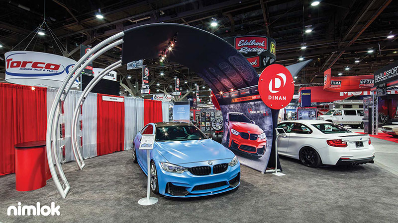 20 Exceptional Trade Show Booth Display Design Ideas