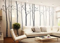 20+ Beautiful Trees & Branches Vinyl Wall Decals / Wall ...