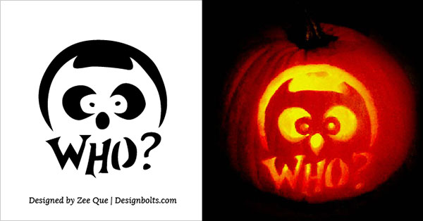 Skeleton Pattern Wallpaper Cute 5 Free Scary Halloween Pumpkin Carving Stencils Designs