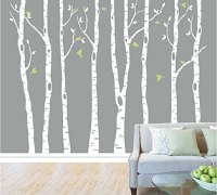 20+ Beautiful Trees & Branches Vinyl Wall Decals / Wall