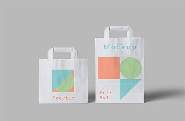 Psd mockup id 36404 in bag & sack mockups 26. 50 High Quality Free Shopping Bag Mockup Psd Files