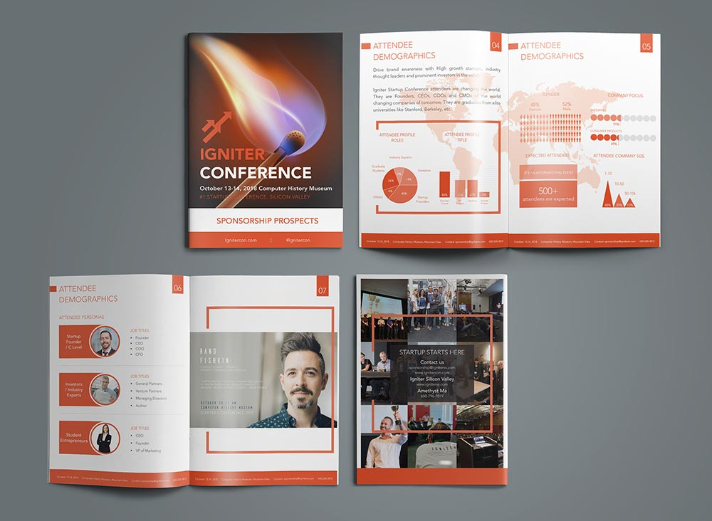 20 Modern Brochure Design Ideas & Template Examples For