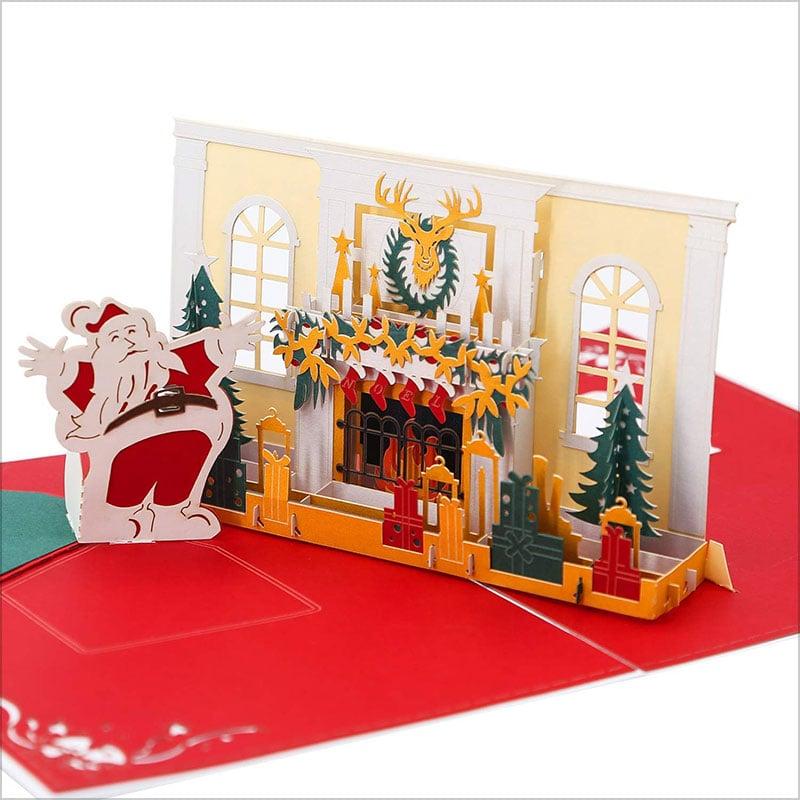 20 Best Amp Beautiful PoP Up 3D Amp Handmade Holiday