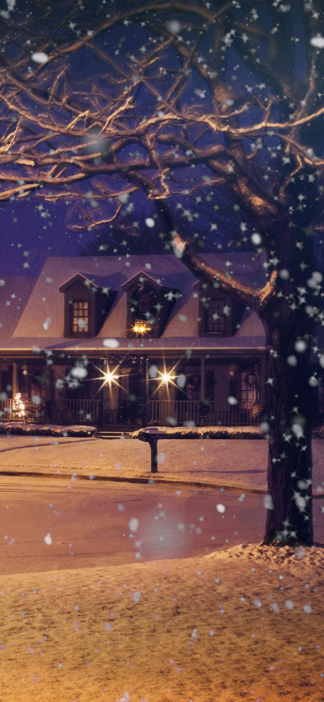 30 Beautiful IPhone Xs Amp Xs Max Christmas Wallpapers