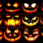 30 Scary Halloween Pumpkin Carving Ideas 2019 For Kids Adults Designbolts