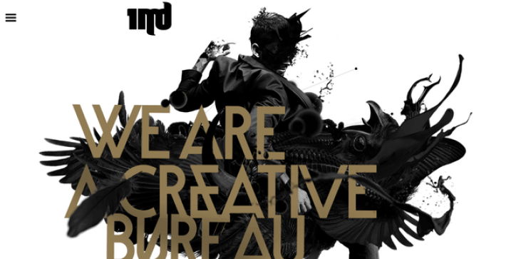 1md 19 Black Websites for Your Inspiration
