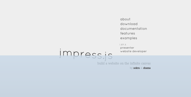 jmpress 12 Browser-Based CSS3 Slideshow Tools