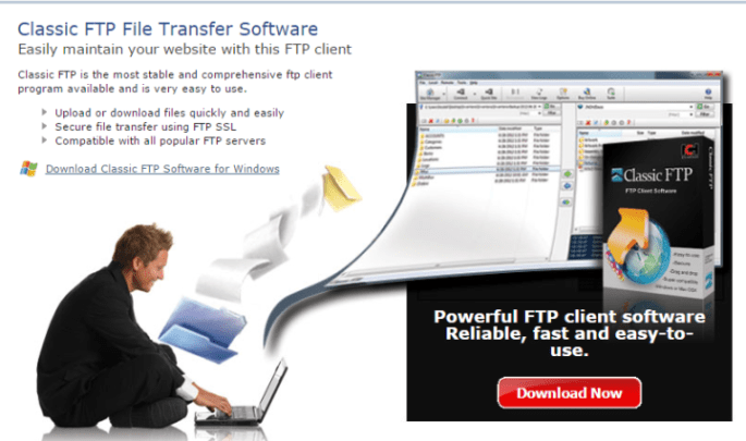 classic-ftp Seven of the Best FTP Clients for Mac & Windows
