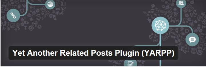 yarpp Top 7 Related Posts Plugins for WordPress
