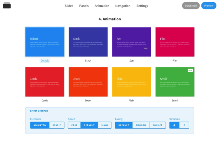 animation Slides by DesignModo – An In-Depth Review
