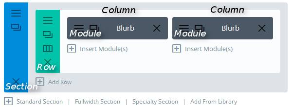 divi-builder-sections-rows-columns-modules Divi Builder Plugin Review: An Overview of Elegant Themes' Page Builder Plugin