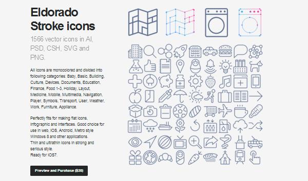 icojam 17 Best Places to Find Free & Premium Icon Files
