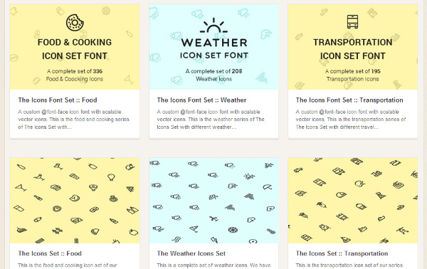 pixeden 17 Best Places to Find Free & Premium Icon Files