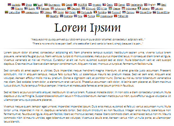 lipsum 20 Plain & Hysterical Lorem Ipsum Generators