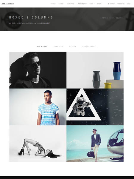 rhym 11+ Best WordPress Portfolio Themes to Showcase Your Work