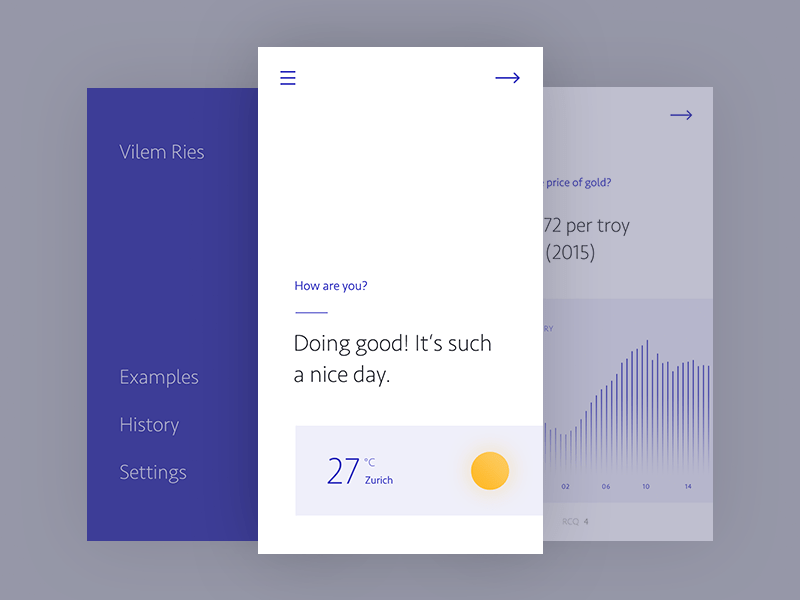 17 18 Mobile UIs with Amazing Layout