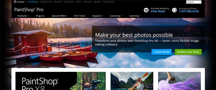 painshop-pro 11 of the Best Adobe Photoshop and Illustrator Alternatives