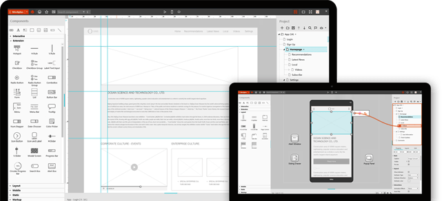 mockplus 8 of the Best Prototyping Tools for Your Next Website