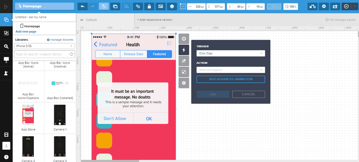uxpin 8 of the Best Prototyping Tools for Your Next Website