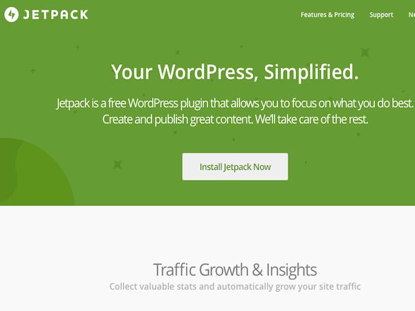 jetpack Best WordPress Management Plugins for Single Dashboard Control