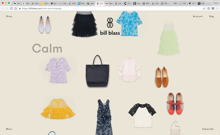 Bill-Blass-2016-10-28-10-49-16 17 Rock Solid Website Layout Examples for 2017