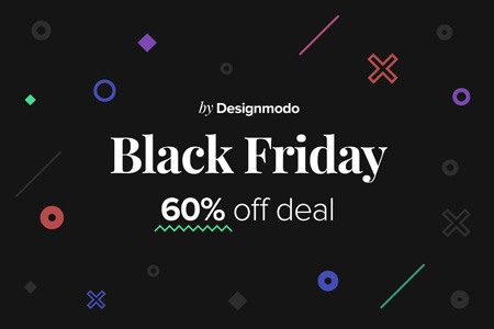 designmodo-1 15 Best Black Friday / Cyber Monday Deals for Designers and Developers