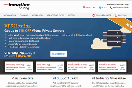 inmotion-host 15 Best Black Friday / Cyber Monday Deals for Designers and Developers