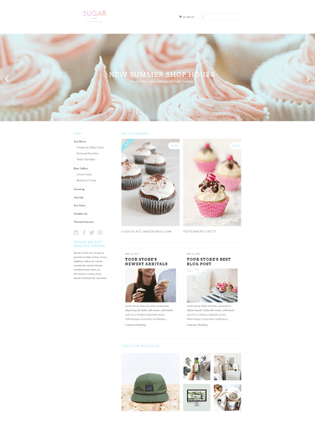 sugar 15 Top Shopify Themes for Your Online Store