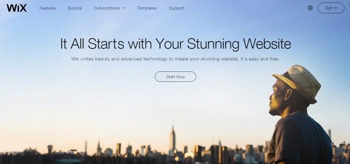 wix Top 15 Blogging Platforms – A Detailed Comparison