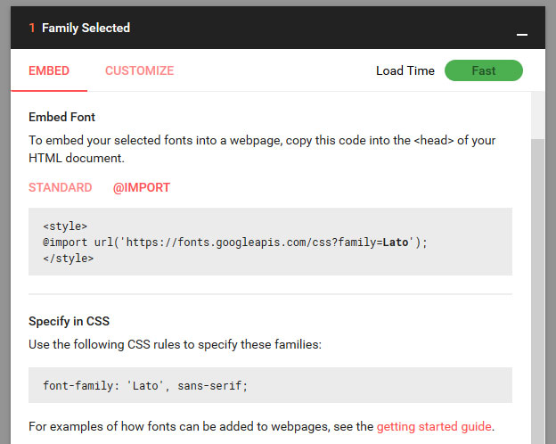 google-fonts-embed-section 6 Easy Ways to Add Google Fonts to WordPress for Custom Typography