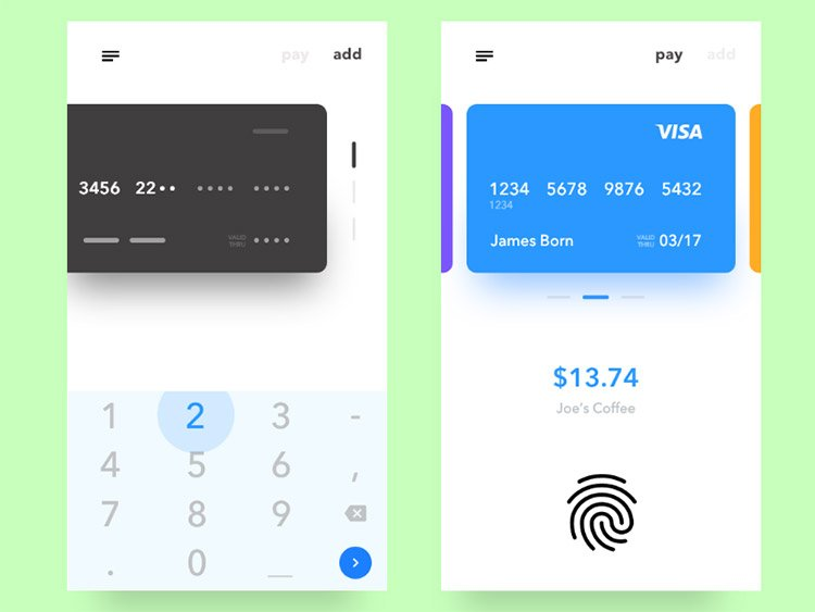 16-payment-checkout 22 Incredible Adobe XD Freebies For UI Designers