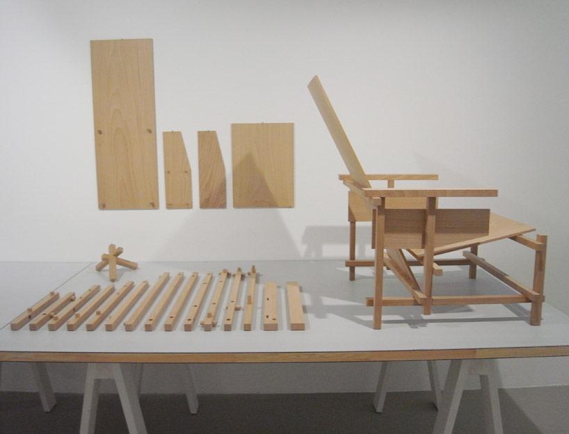 marcel breuer chair desk jysk rietveld's universe furniture